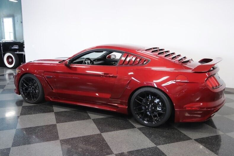 Image 9 Voiture American used Ford Mustang 2017