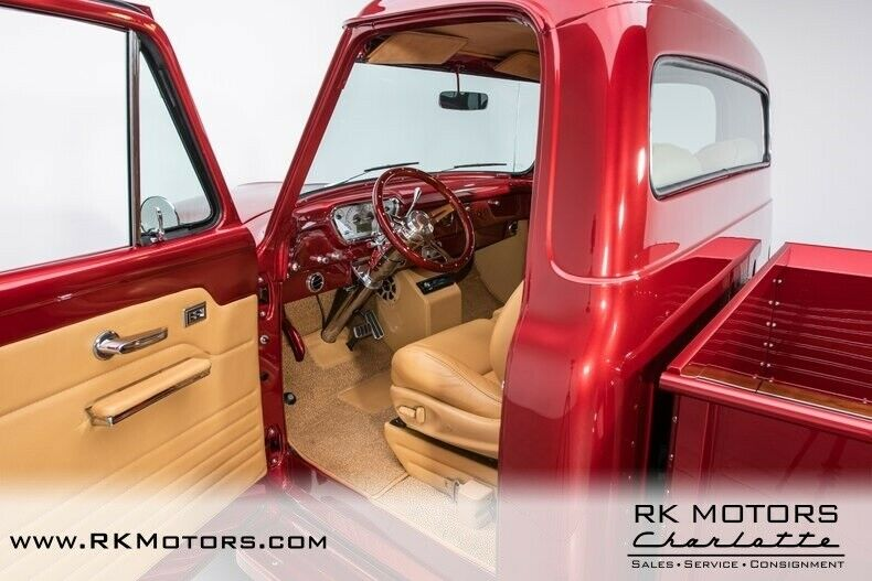Image 3 Voiture American classic Ford F-100 1953