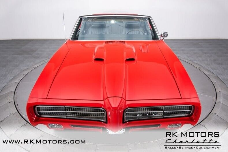 Image 21 Voiture Américaine de collection Pontiac GTO 1969