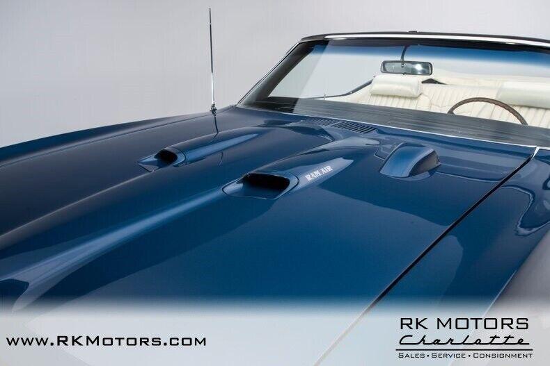 Image 23 Voiture Américaine de collection Pontiac GTO 1969