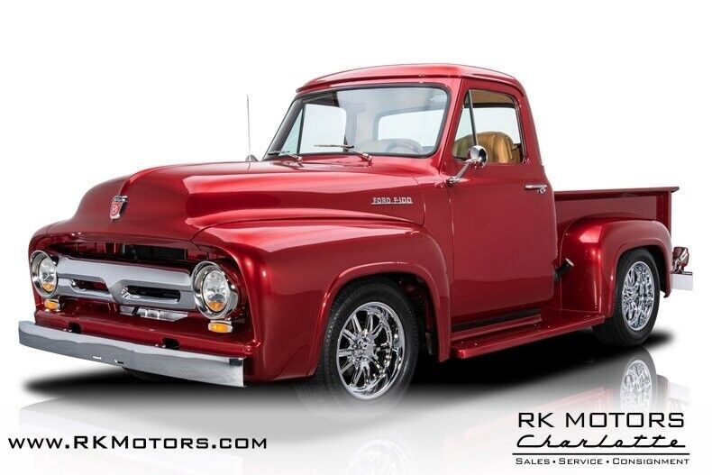 Image 1 Voiture American classic Ford F-100 1953