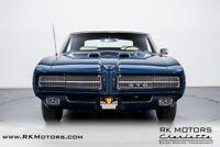 Miniature 20 Voiture Américaine de collection Pontiac GTO 1969