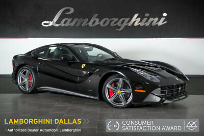Ferrari F12 Berlinetta  DAYTONA+SUSPENSION LIFT+SHIELDS+PARKING CAMERA+NAVIGATION+AFS SYSTEM