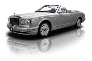 1990 Rolls-Royce Corniche Convertible In Kelowna Campbell River Comox Valley Area image 2
