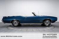 Miniature 14 Voiture Américaine de collection Pontiac GTO 1969