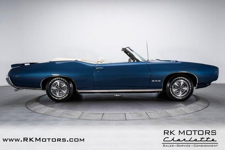 Image 14 Voiture Américaine de collection Pontiac GTO 1969