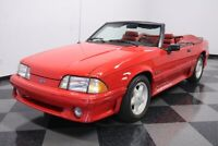Miniature 6 Voiture Américaine d'occasion Ford Mustang 1991