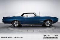 Miniature 15 Voiture Américaine de collection Pontiac GTO 1969