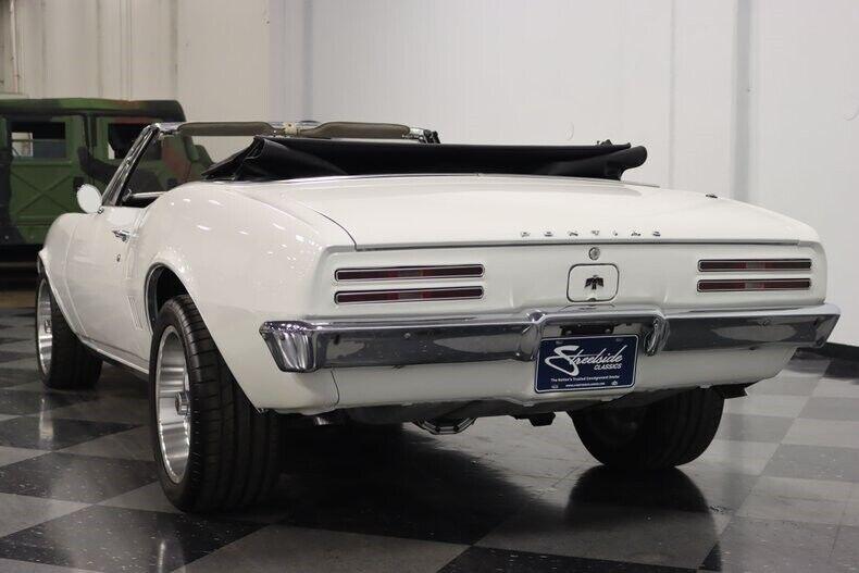 Image 11 Voiture American classic Pontiac Firebird 1967
