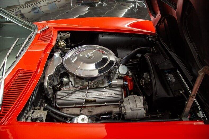 1964 Red Chevrolet Corvette Convertible  | C2 Corvette Photo 10