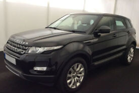 LAND ROVER R/R EVOQUE 2.0 TD4 SE TECH HSE DYNAMIC 4WDLUX 2WDFROM £103 PER WEEK!