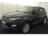 Land Rover Range Rover Evoque FROM £103 PER WEEK!