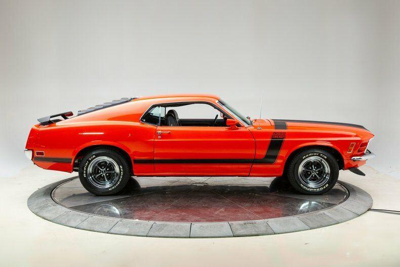 Image 2 Coche Americano de época Ford Mustang 1970