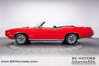 Miniature 16 Voiture Américaine de collection Pontiac GTO 1969