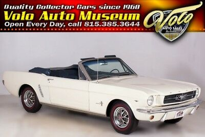 1964 Ford Mustang --: 1964 Ford Mustang
