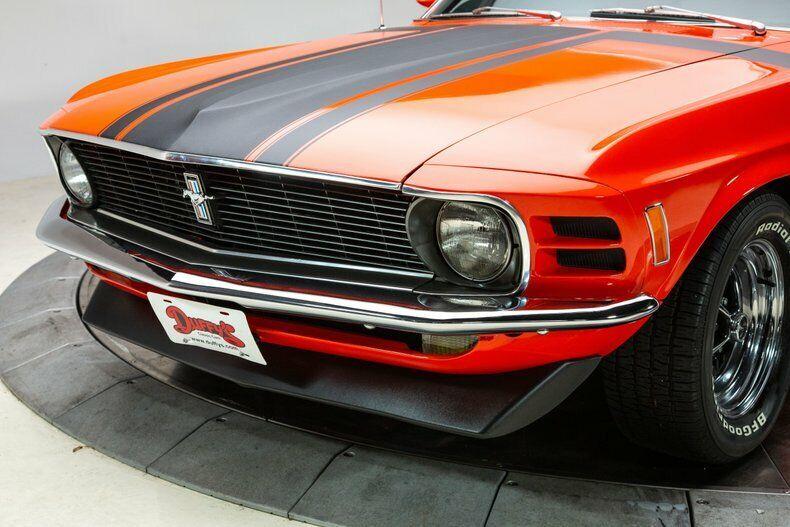 Image 6 Coche Americano de época Ford Mustang 1970