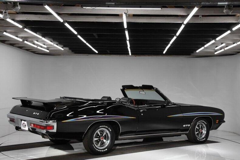 Image 3 Voiture Américaine de collection Pontiac GTO 1971