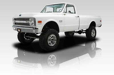 Chevrolet : C-10 Long Bed Worlds Finest Restored C10 Long Bed Pickup 350 4 Speed
