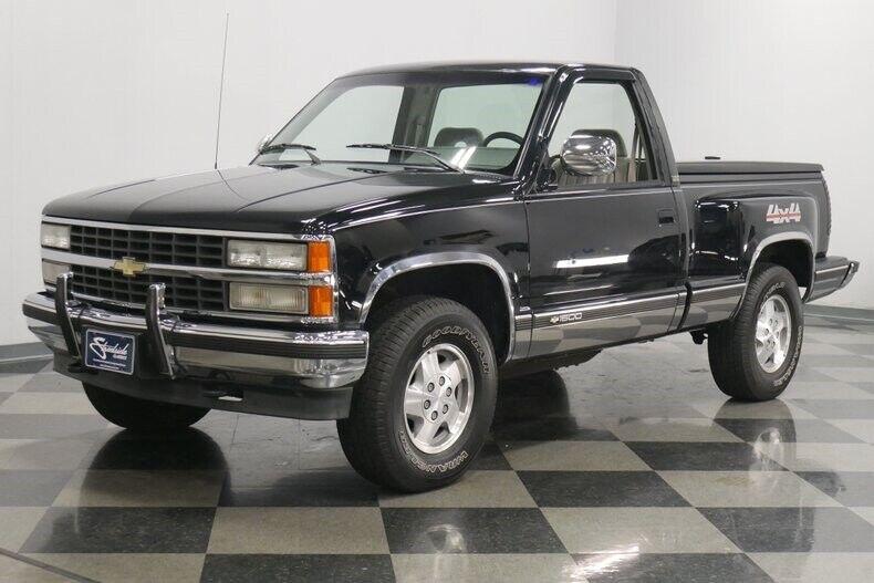 Image 6 Voiture Américaine d'occasion C-K Pickup 1500 1993