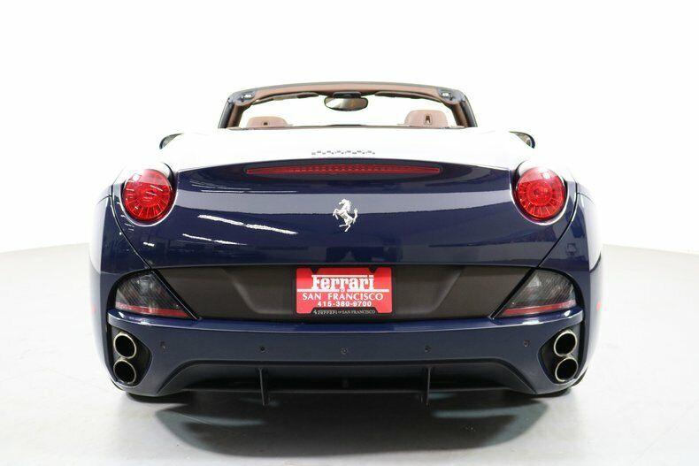 Image 7 Voiture American used Ferrari California 2011