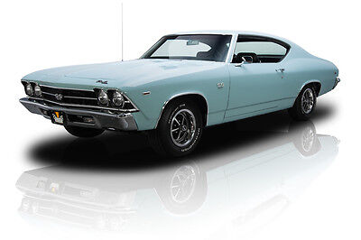 Chevrolet : Chevelle Super Sport Documented Frame Off Restored Numbers Matching Chevelle SS 396 V8 TH400