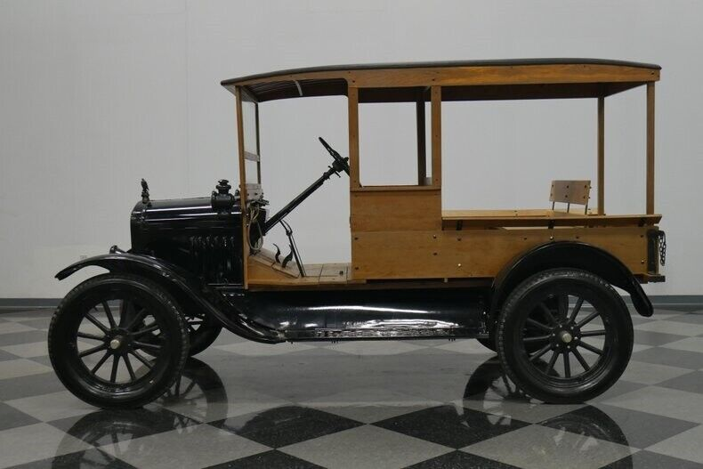 Image 3 Voiture American classic Ford Model T 1923