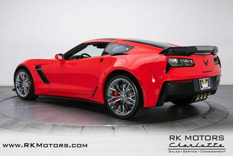 2015 Red Chevrolet Corvette Z07 3LZ | C7 Corvette Photo 10