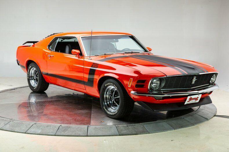 Image 3 Coche Americano de época Ford Mustang 1970