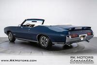 Miniature 12 Voiture Américaine de collection Pontiac GTO 1969