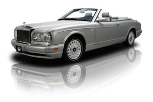 1990 Rolls-Royce Corniche Convertible In Kelowna Campbell River Comox Valley Area image 7