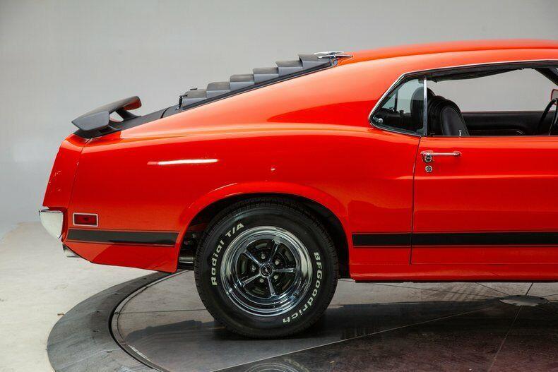 Image 9 Coche Americano de época Ford Mustang 1970