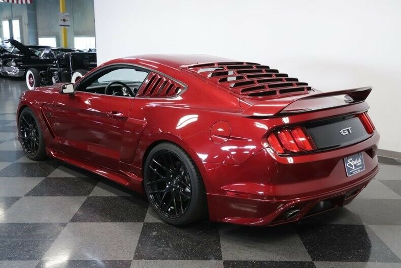 Image 10 Voiture American used Ford Mustang 2017
