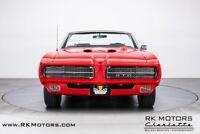 Miniature 19 Voiture Américaine de collection Pontiac GTO 1969