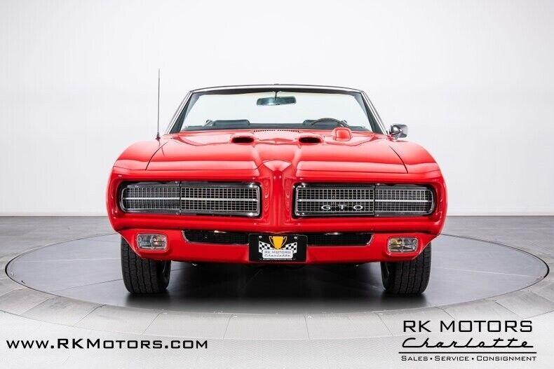 Image 19 Voiture Américaine de collection Pontiac GTO 1969
