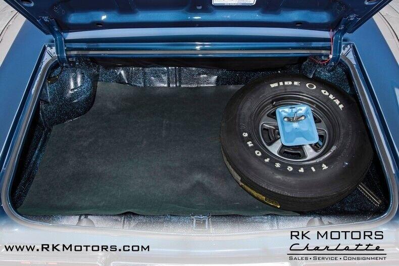 Image 5 Voiture Américaine de collection Pontiac GTO 1969