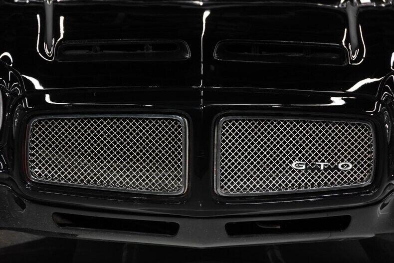 Image 6 Voiture Américaine de collection Pontiac GTO 1971