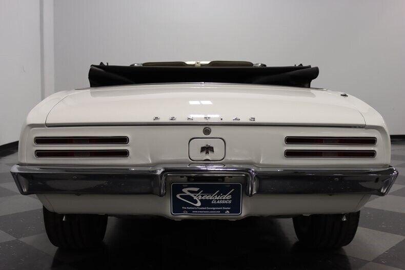 Image 12 Voiture American classic Pontiac Firebird 1967