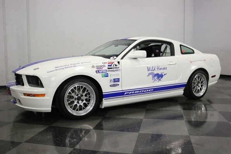 Image 7 Voiture American used Ford Mustang 2008