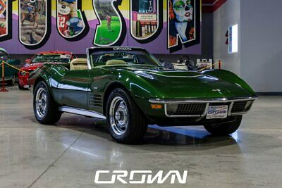 1970 Chevrolet Corvette  1970 Chevrolet Corvette Vintage Classic Collector Performance Muscle