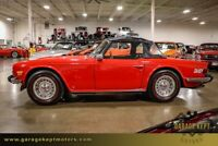 Miniature 9 Voiture American classic Triumph TR-6 1975