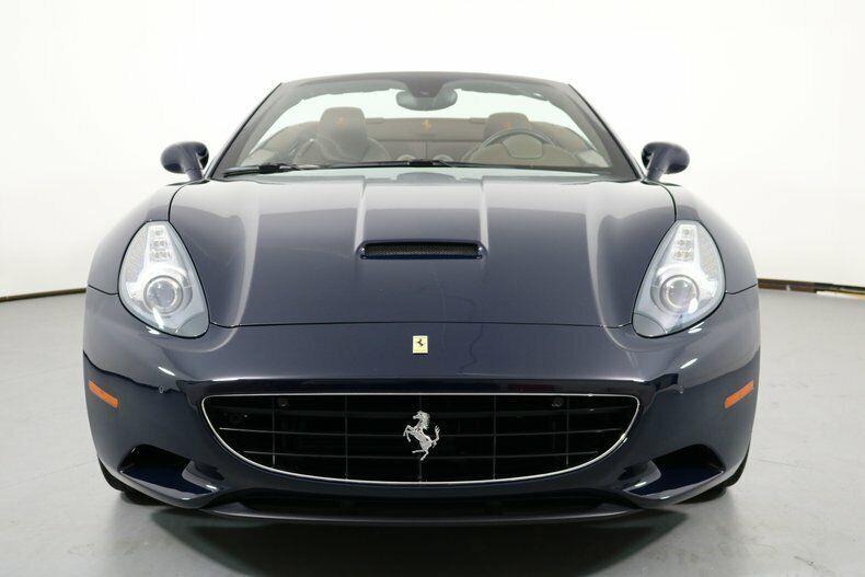 Image 11 Voiture American used Ferrari California 2011