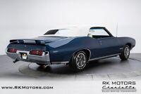 Miniature 9 Voiture Américaine de collection Pontiac GTO 1969