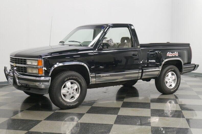 Image 7 Voiture Américaine d'occasion C-K Pickup 1500 1993