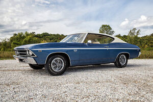 68-72 Chevelle Parts & Tach/Gauges, Trade for 69 70 SS Wheels