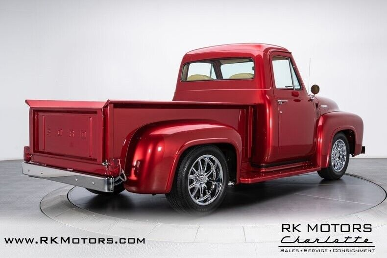 Image 2 Voiture American classic Ford F-100 1953