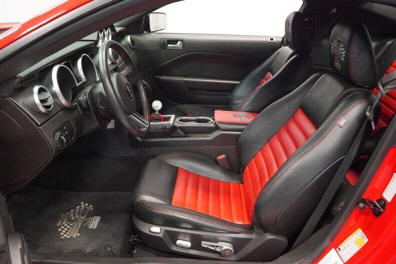 Image 5 Coche Americano usado Ford Mustang 2008
