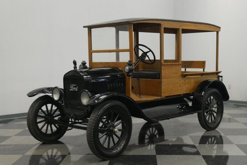 Image 6 Voiture American classic Ford Model T 1923