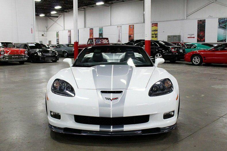 Image 8 Voiture American used Chevrolet Corvette 2013