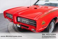 Miniature 18 Voiture Américaine de collection Pontiac GTO 1969
