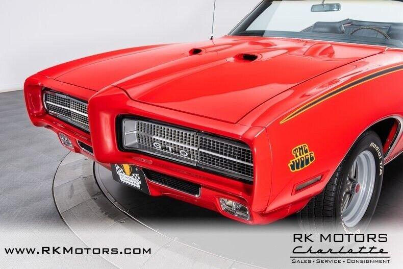 Image 18 Voiture Américaine de collection Pontiac GTO 1969